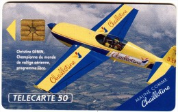 Chaillotine Bourgoin - 50 U - 09/92 - En440 - GEM - France