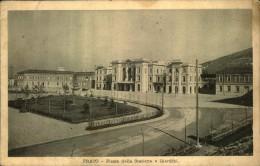 N°374 PPP 347  PRATO PIAZZA DELLA STAZIONE E GIARDINI - Prato
