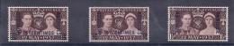 150025028  MARRUECOS  GB  YVERT  Nº    15/7   **/MNH - Postämter In Marokko/Tanger (...-1958)