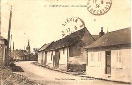 80 - CONTAY (somme) - Rue Du Château - Otros Municipios