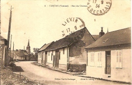 80 - CONTAY (somme) - Rue Du Château - France