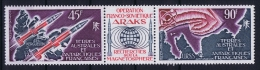TAAF  : Yv Nr 40 - 41 41 A   MNH/**/postfrisch/neuf  1975 - French Southern And Antarctic Territories (TAAF)