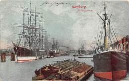 Hamburg, Hafenpartie - Unclassified