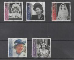 GIBRALTAR   Série De Timbres Neufs ** De  2001   ( Ref2138 )  Elisabeth II - Gibraltar
