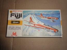 Maquette Avion Militaire-en Plastique----1/72 Hasegawa Fuji T-1a Kit Js058 - Flugzeuge