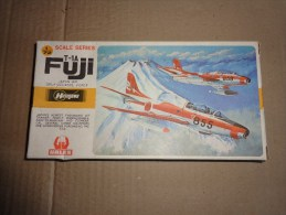Maquette Avion Militaire-en Plastique----1/72 Hasegawa Fuji T-1a Kit Js058 - Airplanes