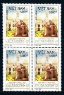 Block 04 Of Vietnam Viet Nam MNH Perf Stamps 1995 : FIAP Exco Meeting / President Ho Chi Minh (Ms701) - Vietnam