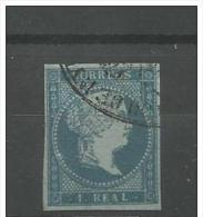 LOTE 249  ///  (C394) ESPAÑA   -  EDIFIL Nº: 41  //  YVERT Nº 36   //  CATALOG/COTE:  21,00€ - 1850-68 Kingdom: Isabella II