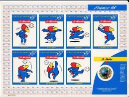 """Coupe Du Monde 98 """"La Mascotte"""" - Commemorative Labels"""