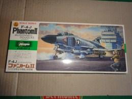 Maquette Avion Militaire-en Plastique----1/72 Hasegawa -f-4 J Phantom II Mc Donnel Douglas - Aerei
