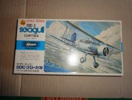 Maquette Avion Militaire-en Plastique----1/72 Hasegawa -soc -3 Seagull Curtiss - Flugzeuge