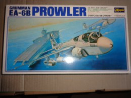 Maquette Avion Militaire-en Plastique----1/72 Hasegawa -GRUMMAN EA -6B PROWLER - Aerei