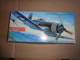 Maquette Avion Militaire-en Plastique-1/48 Hasegawa  VOUGHT F4U-4 CORSAIR - Aerei