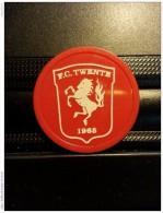 F C Twente Enschede   - Netherlands Consumptiemunt  ( Plastiek Jeton /token For Grade And Details, Please See Photo ) ! - Pays-Bas