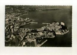 - MONACO . VUE PANORAMIQUE DU ROCHER DE MONACO , DE MONTE-CARLO , CAP-MARTIN . - Monaco