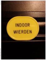 Indoor Wierden   - Netherlands Consumptiemunt  ( Plastiek Jeton / Token For Grade And Details, Please See Photo ) ! - Pays-Bas