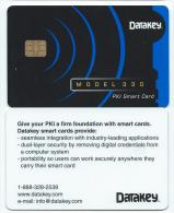 DATAKEY PKI Modele 330 TEST DEMO - Télécartes