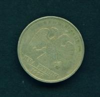 RUSSIA  -  1997  2r  Circulated Coin - Russia