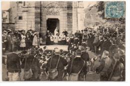 Cher : Vouzeron : Bénédiction De La Messe De La Saint-Hubert - Vouzeron