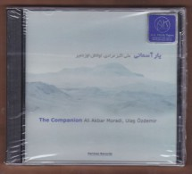 AC - ALI AKBAR MORADI & ULAS OZDEMIR - THE COMPANION - IRANIAN MUSIC BRAND NEW - Música Del Mundo