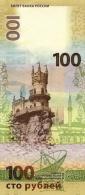 Russia P.new 100 Rublie 2015 Unc - Russie