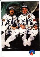 CPSM COSMONAUTE SOVIETIQUE 1980 KUBASOV FARKAS - Astronomia