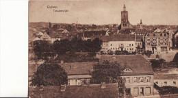 GUBEN  -  Totalansicht  - - Brandenburg