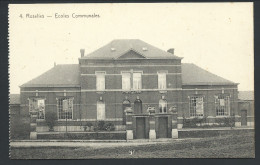 CPA - ROSELIES - Ecoles Communales  // - Aiseau-Presles