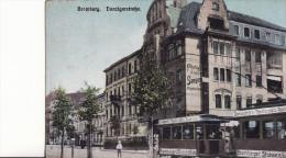 BROMBERG - BYDGOSZEZ  - DANZIGERSTRASSE -  Aôut 1918 - Pommern