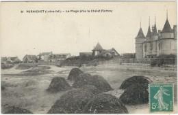 Loire Atlantique : Pornichet, La Plage Prés Le Chalet Flornoy - Pornichet