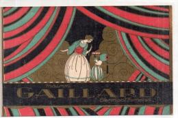"""PUBLICITE De LA MAISON """"GAILLARD A CLERMONT FERRAND - Advertising"""