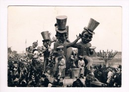 33515 ( 2 Scans ) Carnaval - Studio Andre Chalon S/s - Chalon Sur Saone