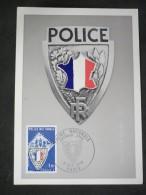 Police Nationale 9/10/1976 Paris - 1970-1979