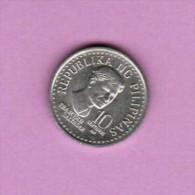 PHILIPPINES  10 SENTIMOS 1981 (KM # 226) - Philippinen