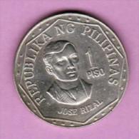 PHILIPPINES  1 PISO 1976 (KM # 209) - Philippinen