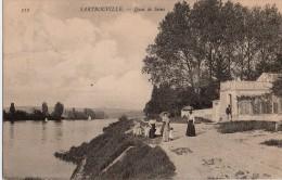 Sartrouville, Quai De Seine - Sartrouville