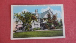 - Residence Of Col. Roosevelt  Oyster Bay  New York> Long Island ==   === ==-90 - Long Island