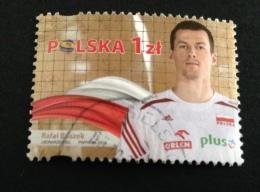 Poland 2014 - Volleyball - Rund Gestempelt - Used - Usato - Gebruikt