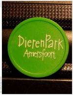 Dierenpark Amersfoort - Netherlands Consumptiemunt ( Plastiek Jeton / Token For Grade And Details,please See Photo ) ! - Professionals/Firms