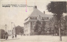 SIEGBURG - Kreishaus,occupation Française,siege De La Haute Commission.(1923) - Siegburg