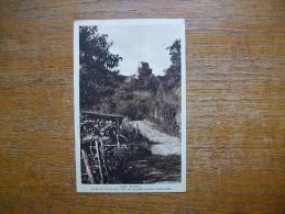 Thann , Sur Le Sentier De La Ruine Engelsbourg - Thann