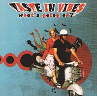 TASTE IN VIBES - What's Going On - CD - PRODUCTIONS IMPOSSIBLE - REGGAE - SKA - Reggae