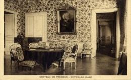 11 OUVEILLAN  Chateau De Preissan (Intèrieur) - Autres Communes