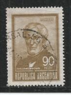 Argentina 1967. Scott #828 (U) Guillermo Brown - Argentine