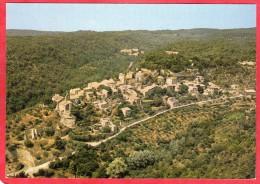 CPM 84 SAUMANES Vue Aérienne Du Village - Other Municipalities