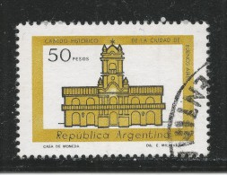 Argentina 1979. Scott #1165 (U) City Hall, Buenos Aires - Argentine