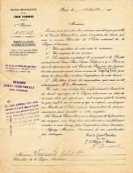 Lettre De La Grande Chancellerie De La Légion D'Honneur - 1927 - Demande De Documents Pour Un Chevalier Légion D'Honneur - France