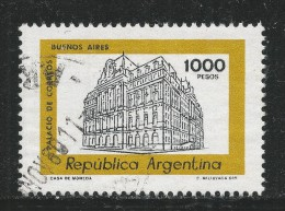 Argentina 1979, Scott #1176 (U) G.P.O. Buenos Aires - Argentine