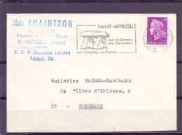 Rép. Française - Ses 44 Dolmens - Saint Affrique      (RM9983) - Préhistoire