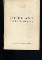 LUIGI NATOLI (WILLIAM GALT)CORIOLANO DELLA FLORESTA FLACCOVIO VOLUME PRIMO - Libri, Riviste, Fumetti